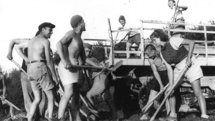 Radna akcija iz doba Jugoslavije