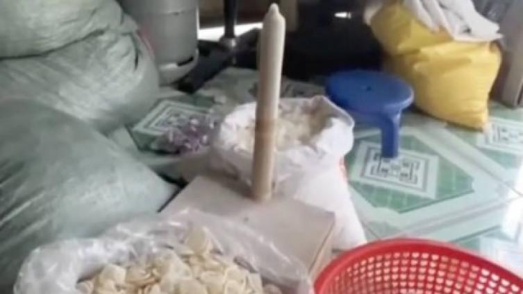 Policija oduzela kondome