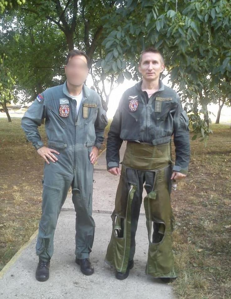 Zvonko V. (desno)