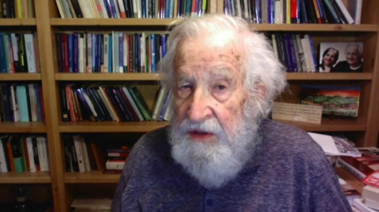 Čomski: Što se tiče demokracije, to je postala šala