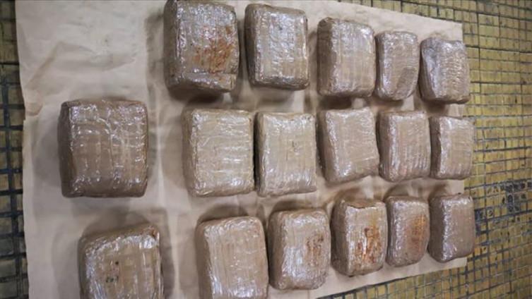 Zagrebačka policija pronašla gotovo 45 kilograma droge