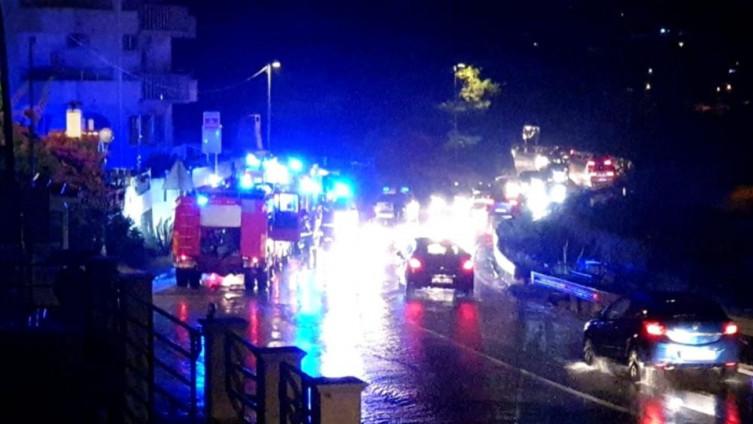 U domu za starije kod Omiša izbio požar, poginule dvije osobe