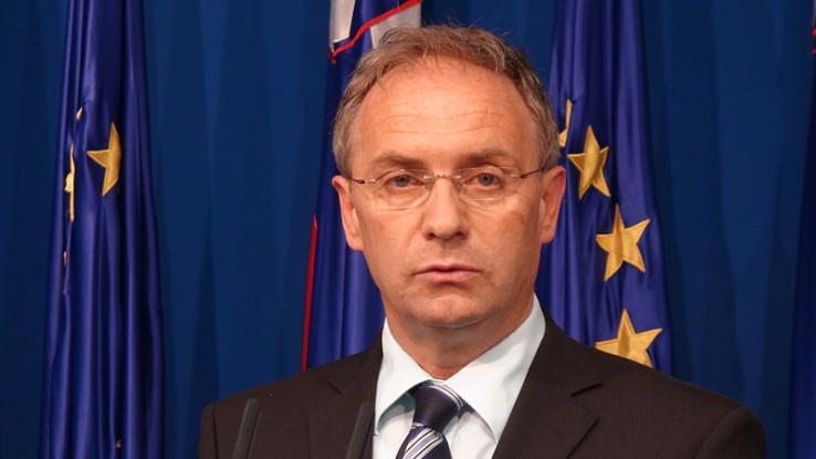 Aleš Hojs, ministar unutrašnjih poslova Republike Slovenije