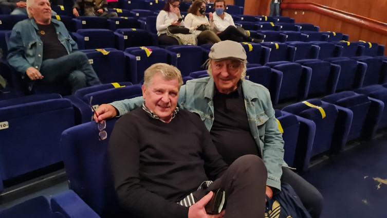 Tomislav Kašeljević i Fadil Redžić