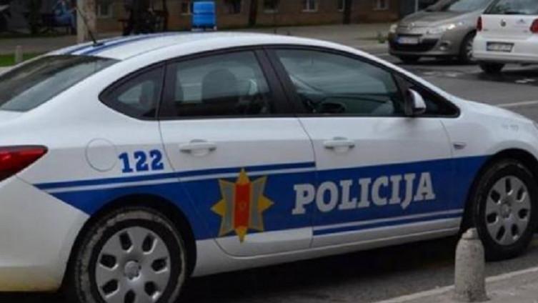 Teška saobraćajna nesreća u Crnoj Gori