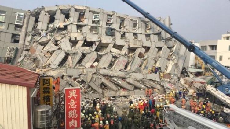 Tajvan pogodio zemljotres jačine 5,1 stepeni