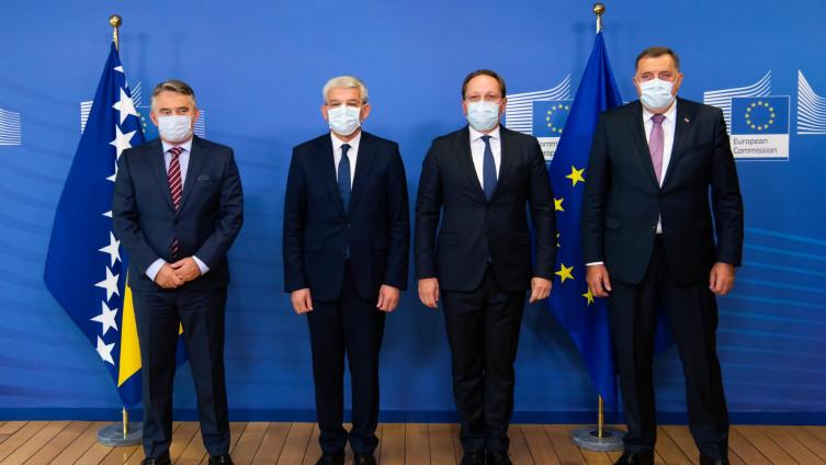 Sastanak s komesarom: Ubrzati put ka EU