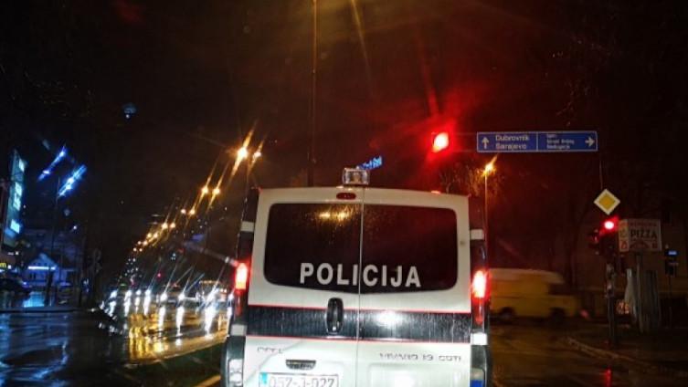 Policajci tragaju za napadačem