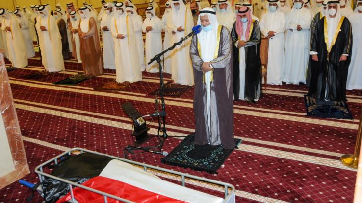 Sabah, emir Kuvajta,  preminuo u 92. godini