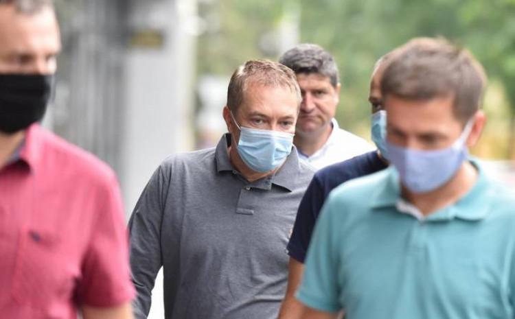 """Donedavni predsjednik uprave """"Janafa"""" Dragan Kovačević"""