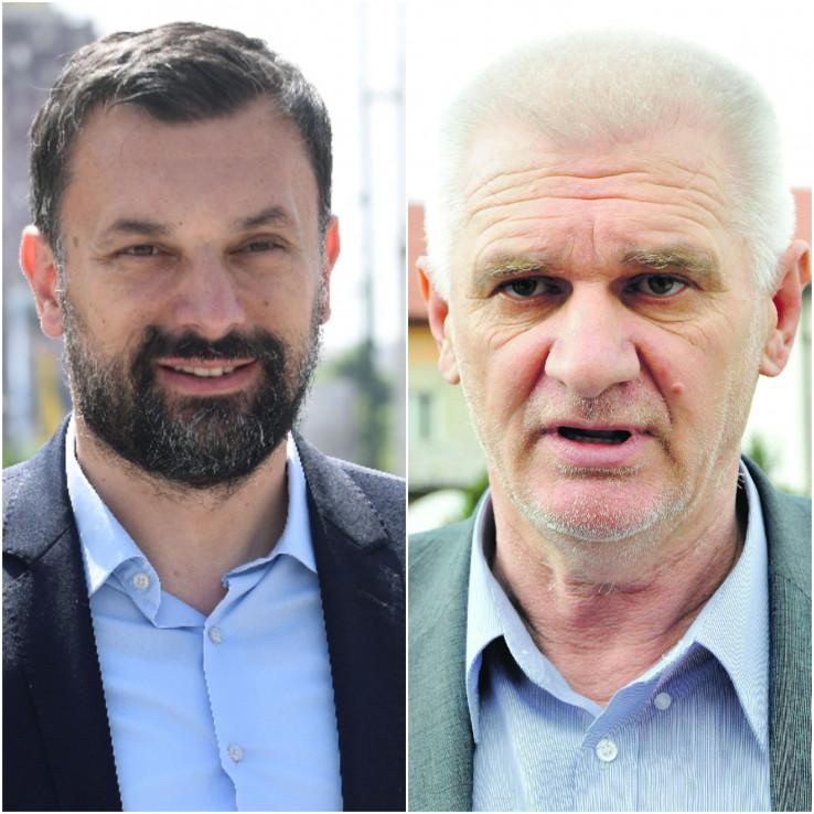Konaković i Memić: Međusobne optužbe bivših stranačkih kolega