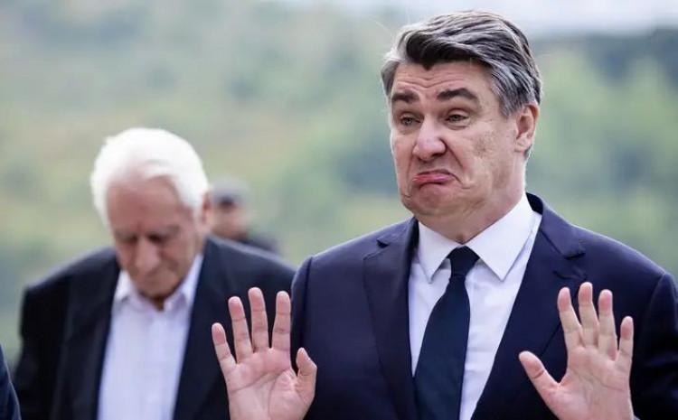 Milanović: Istina nije voda duboka, sve se vidi kao u porniću