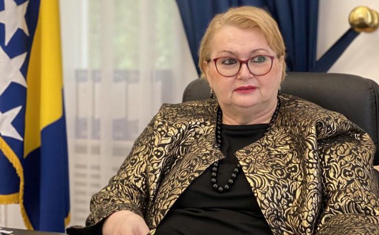 Turković: Učestvovala na videokonferenciji