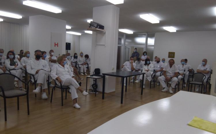 Sastanak ljekara u Općoj bolnici