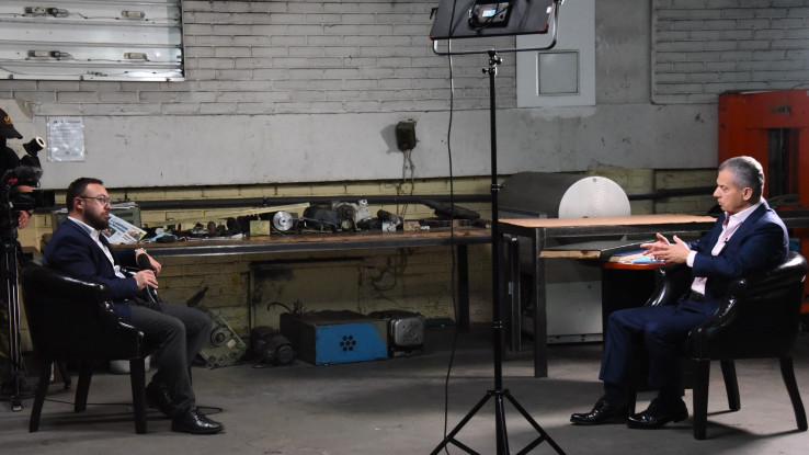 """Radončić s glavnim urednikom """"Dnevnog avaza"""": Mi smo i tada novine tretirali kao stratešku nacionalnu stvar"""