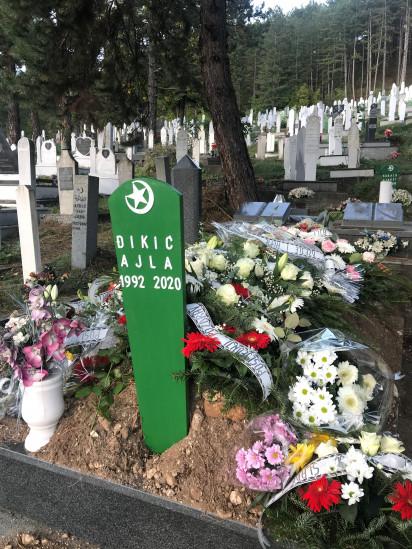 Ukopana na mezarju Musala
