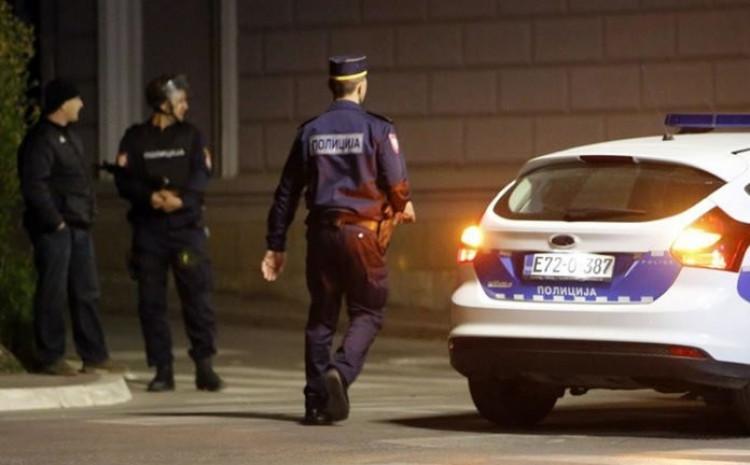 Policijskoj upravi noćas oko pola 3 prijavljen incident