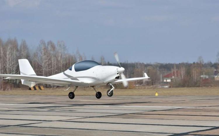 Avion koji posjeduje jedan bh. građanin