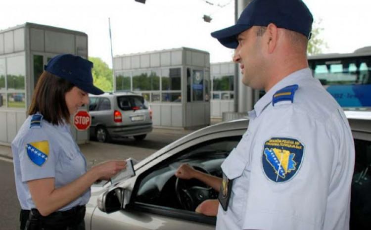 Stroge kontrole na graničnim prijelazima