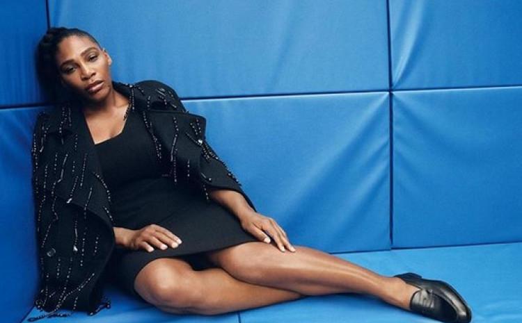 """Vilijams: Krasi novembarski broj magazina """"Vogue"""""""