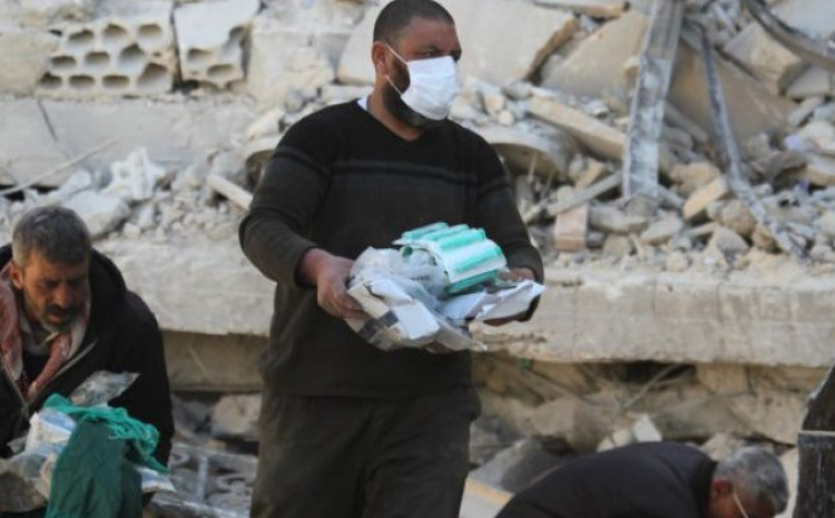 Bomba je aktivirana u centru Al-Baba