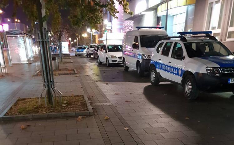 Intervenirala policija u Banjoj Luci