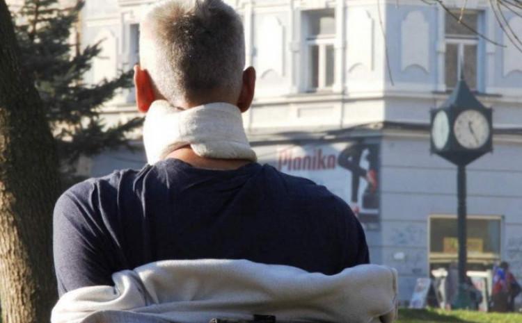 Mušakarac zadobio teške psihičke traume