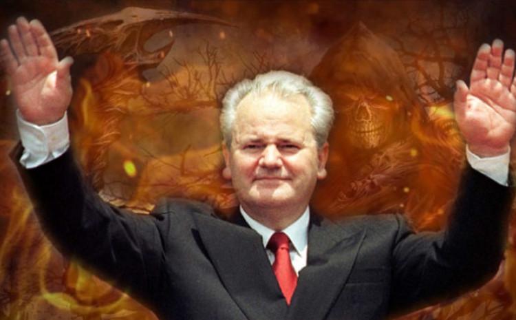 Milošević: Zločinac izgubio podršku čak i Moskve