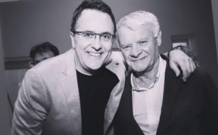 Tarik Filipović i Ivo Gregurević