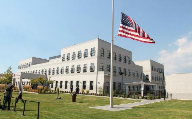 Ambasada SAD: Jasna poruka