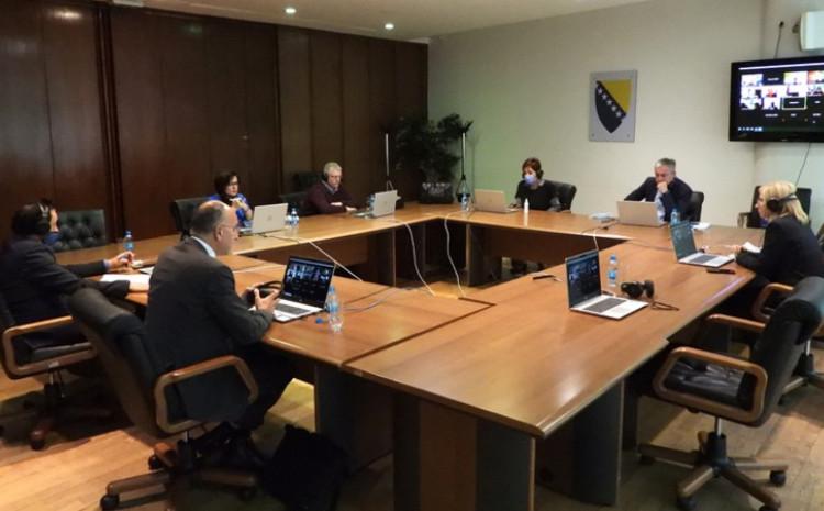 Učesnici sastanka podržali su i inicijativu o direktnim televizijskim prijenosima sjednica