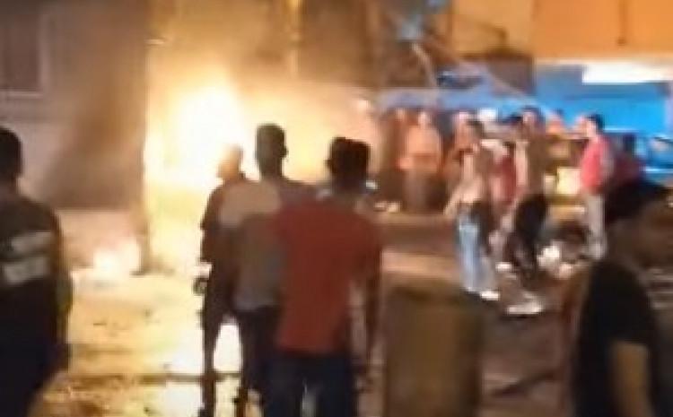 Do nesreće je došlo u gusto naseljenoj četvrti Tariq Jadid