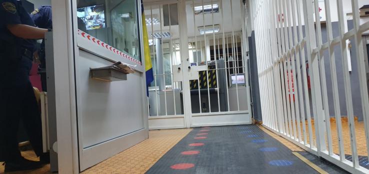 KPZ Sarajevo: Prebukiran pritvorenicima