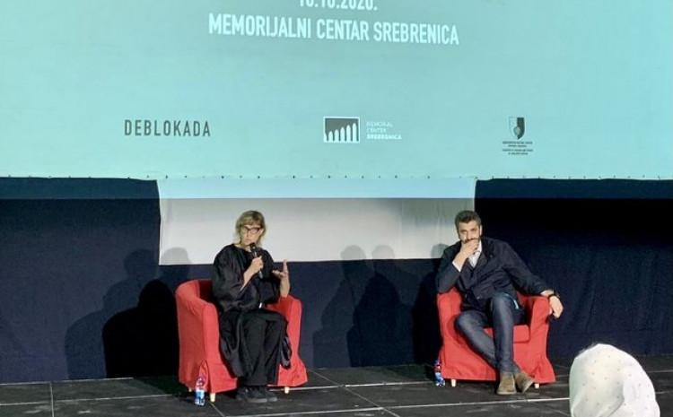 Prikazan film Jasmile Žbanić