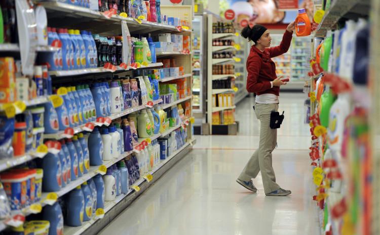 Regulirano je i gdje i kako treba držati deterdžente u prodavnicama