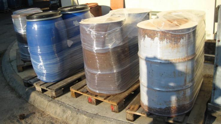 Propisan i način skladištenja hemikalija