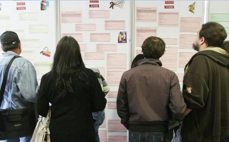 Značajno povećan broj nezaposlenih