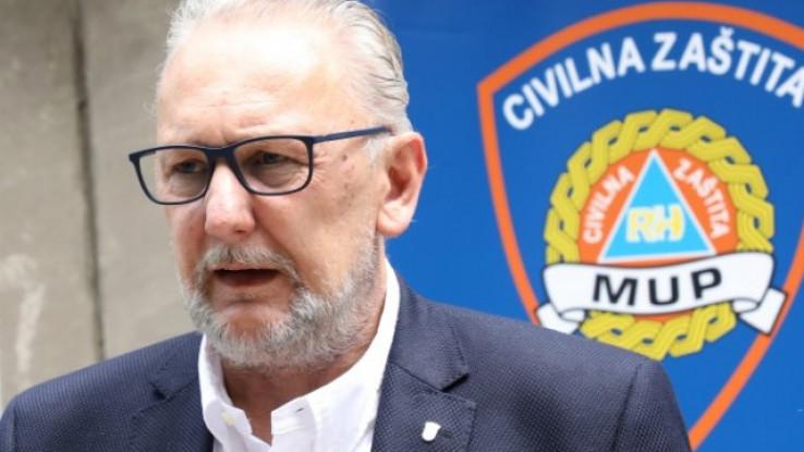 Božinović: Incident ozbiljno shvaćen