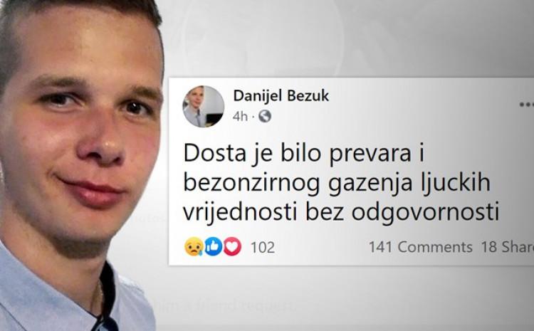 Novi detalji o 22-godišnjaku koji je pucao, pa se ubio u Zagrebu: Ljubitelj  Miroslava Škore, prije smrti napisao je status