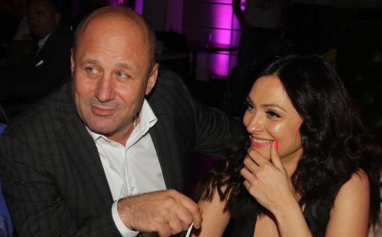 Ljupka Stević sa generalnom Dragišom Simićem