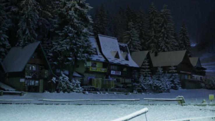 Snijeg na Vlašiću