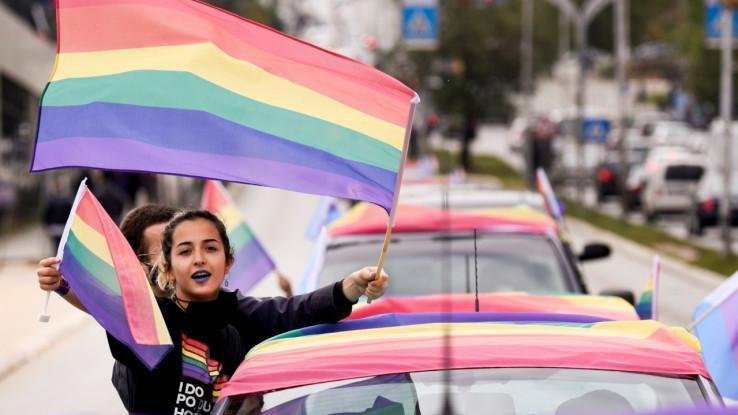 Ovo je četvrti put da se parada ponosa održava na Kosovu