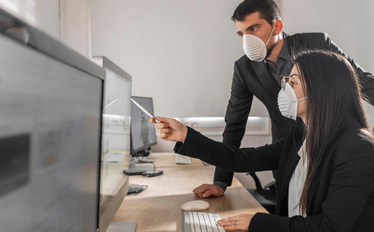Nošenje nemedicinskih maski ili platnenih maski za lice dodatna je lična protektivna mjera