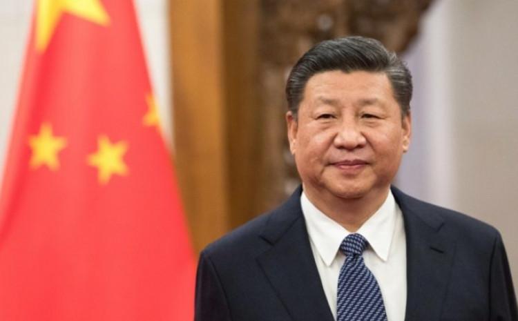 Si Đinping: Oštar odgovor