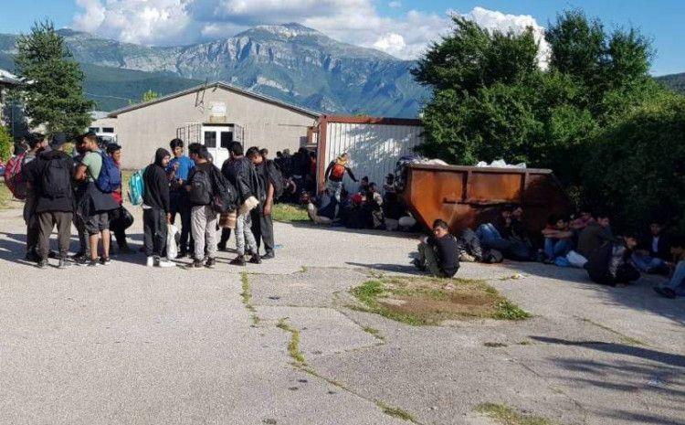 Migranti tvrde da su ih tukli hrvatski granični policajci