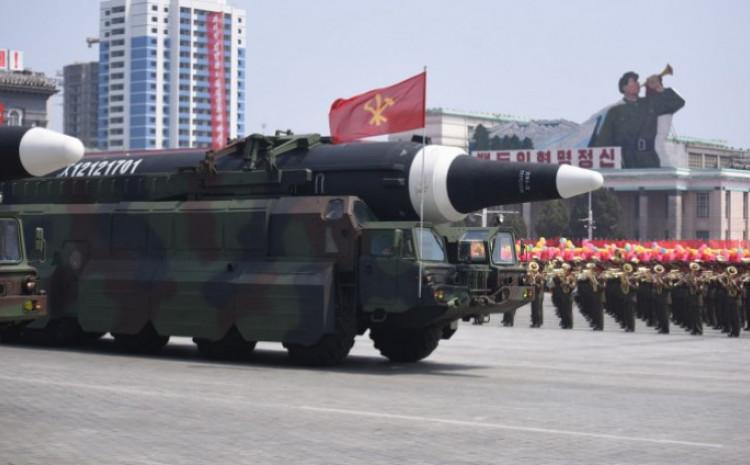 Nuklearni i raketni program predstavlja globalnu prijetnju