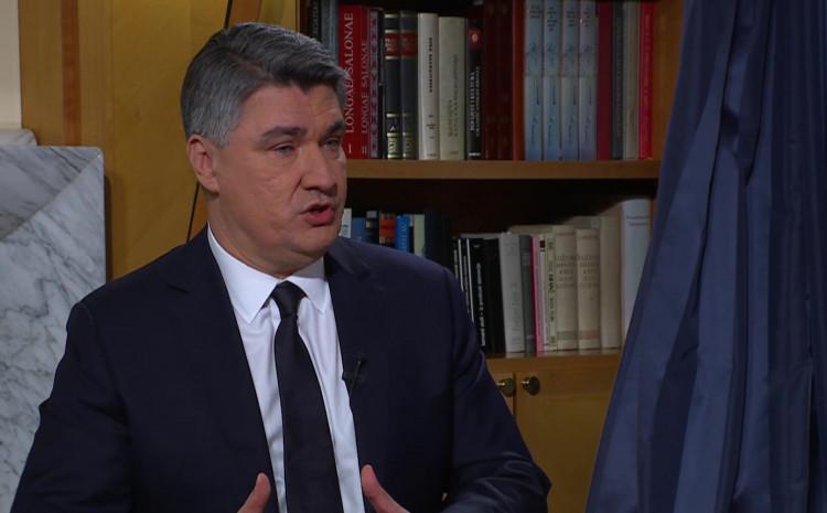 Milanović: Ponovo komentira stanje u BiH