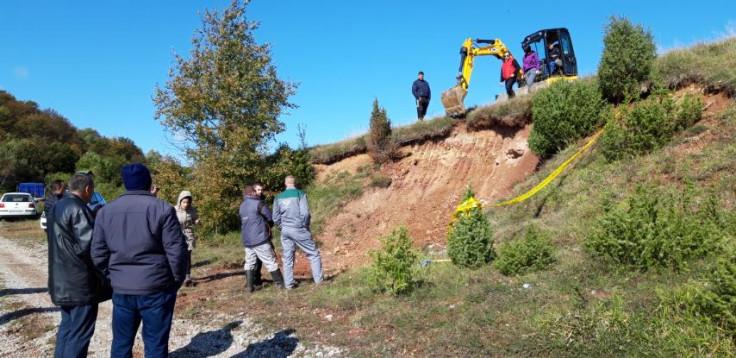 Posmrtni ostaci su transportovani u Goražde, gdje će se obaviti i njihova identifikacija
