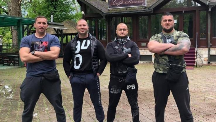 Članovi klana Beriza Kabilovića