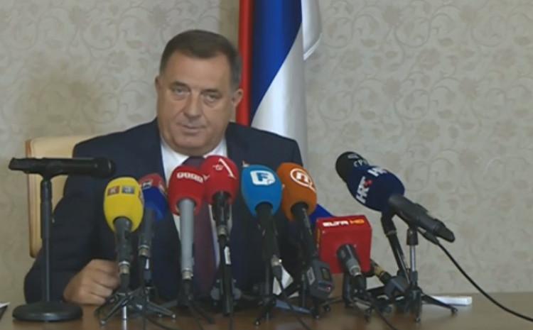 Dodik: Zahvalan sam Komšiću